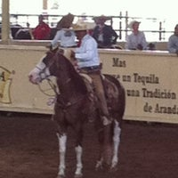 Photo taken at Lienzo Charro Santa Maria by Lic. R. on 8/29/2011