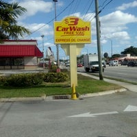 Photo taken at Poinciana Car Wash Detail Lube by Edward A. on 1/20/2012