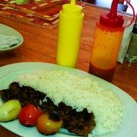 Photo taken at World Class Persian Kebab by Mabbiey M. on 12/15/2011