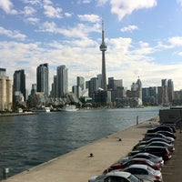 Photo taken at Billy Bishop Toronto City Airport Ferry by John E. on 8/10/2011