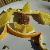 Photo taken at Sabas Mediterranean Restaurant by Aaron B. on 12/6/2011
