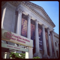 Photo taken at The Franklin Institute by Lu A. on 5/29/2012