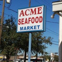 Acme seafood market seafood restaurant in trinity for Acme fish market