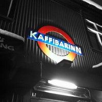 Photo taken at Kaffibarinn by Gunnar H. on 7/17/2011