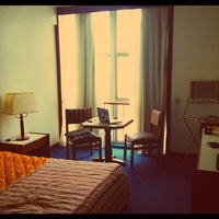 Foto tirada no(a) Hotel Dan Inn Planalto por Leandro L. em 2/11/2012