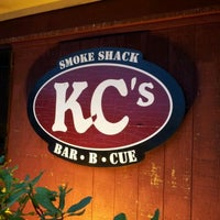 Photo taken at KC's Rib Shack by CA T. on 4/7/2012