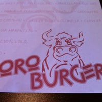 Photo taken at Toro burguer Cedritos by Paula G. on 4/22/2012