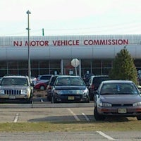 Photo taken at New Jersey Motor Vehicle Commission by Thomas W. on 1/6/2012