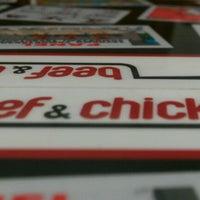 Photo taken at Beef & Chicken by nonbenda .. on 11/2/2011