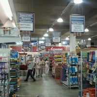 Photo taken at Carrossel Supermercados by Henrique J. on 2/1/2012
