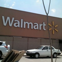Photo taken at Walmart Libramiento Norte by Nadiia G. on 3/24/2012