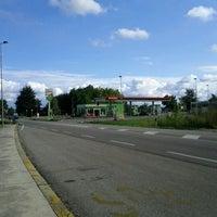 Photo taken at Distributore Erg by Simone B. on 9/5/2011