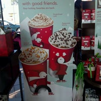 Photo taken at Starbucks by Brian B. on 11/19/2011