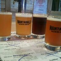 Photo taken at Nantahala Brewing Company by Allison P. on 7/31/2011