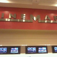 Photo taken at Cinemark by Ricky B. on 9/17/2011