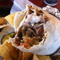 Photo taken at Moe's Southwest Grill by Jamie P. on 3/21/2011
