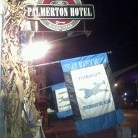 Photo taken at Palmerton Hotel by Lisa C. on 10/18/2011