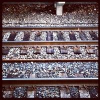Photo taken at Metro North - Peekskill Train Station by Daniel S. on 11/20/2011