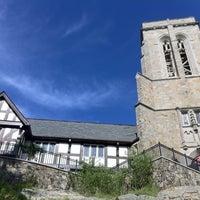 Photo taken at St. Stephen's Episcopal Churxh by Nathan W. on 6/4/2011