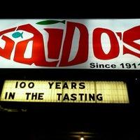 Photo taken at Gaido's by Jason B. on 10/2/2011
