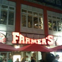 Photo taken at Farmer's Steakhouse by Stephan G. on 9/12/2012