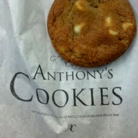 Photo taken at Anthony's Cookies by William L. on 4/25/2012