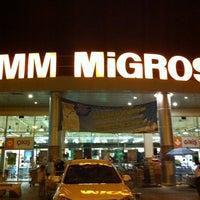 Photo taken at Migros by Rozem Ç. on 8/6/2011