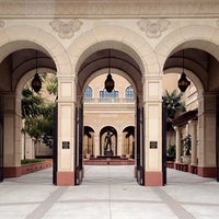 Photo taken at USC School of Cinematic Arts (SCA) by Drew M. on 5/1/2012