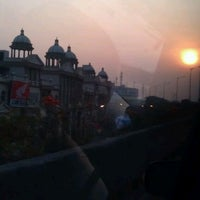 Photo taken at Flyover Daan Mogot by Thomas A. on 8/24/2011