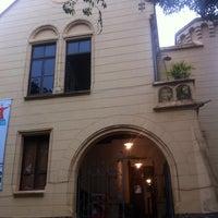 Photo taken at Casa da Cultura by Fernando N. on 2/20/2012