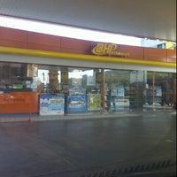 Photo taken at BHPetrol Station by Lieza K. on 1/7/2012