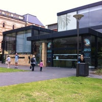 Photo taken at South Australian Museum by Mel Y. on 1/8/2012