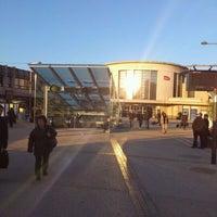Photo taken at Gare SNCF de Dijon Ville by Julien P. on 11/23/2011