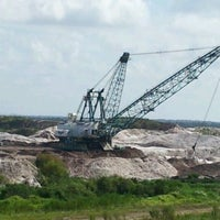Photo taken at 4 Corners Phosphate Mine by Amanda W. on 1/11/2012