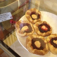 Photo taken at Cornerstone Bakery & Cafe' by Shasta R. on 12/22/2011