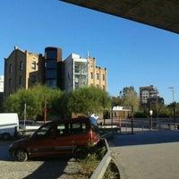 Photo taken at Centre Civic La Farinera del Clot by DRB on 10/10/2011