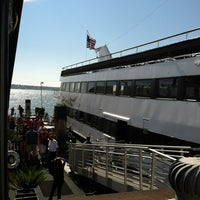 Photo taken at Flagship Cruises & Events by Kenneth H. on 7/17/2012