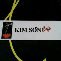 "Photo taken at Kim Son Cafe - Memorial by Jason ""Danger"" D. on 1/5/2012"