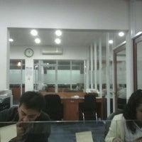 Photo taken at Nexian HQ by inoek h. on 1/19/2012