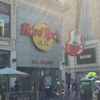 Photo taken at Hard Rock Cafe Toronto by Andrea A. on 9/2/2012