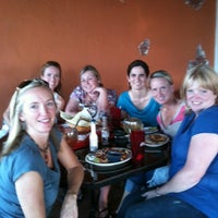 Photo taken at Los Tres Amigos by Shawn B. on 9/21/2011