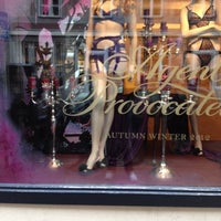 Photo taken at Agent Provocateur by Dina4 w. on 9/1/2012