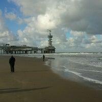 Photo taken at Scheveningse Pier by Herman K. on 10/19/2011