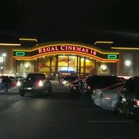Photo taken at Regal Cinemas Deerfield Towne Center 16 by Dick L. on 1/1/2012