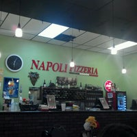 Photo taken at Napoli Pizza & Restaurant by Demont D. on 11/6/2011