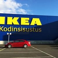 Photo taken at IKEA by Tuukka T. on 10/9/2011
