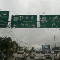 Photo taken at San Dek Intersection by Far A. on 7/18/2012