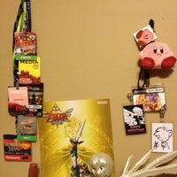 Photo taken at Gamer Reaction's Secret Base by Sion V. on 1/7/2012