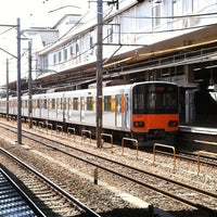 Photo taken at Nagatsuta Station by Kenshi on 8/5/2011
