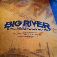 Photo taken at Big River Grille & Brewing Works by Chris C. on 8/21/2011